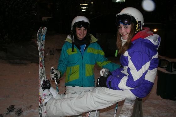 inconditionnelles de ski