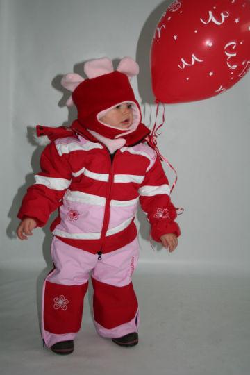 vêtements de neige pour jeunes enfants