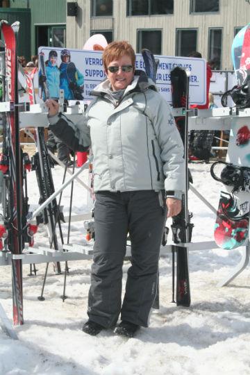 Ensemble de ski pour femme