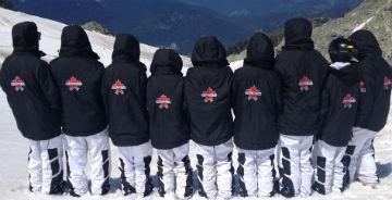 photo Ontario Mogul Team